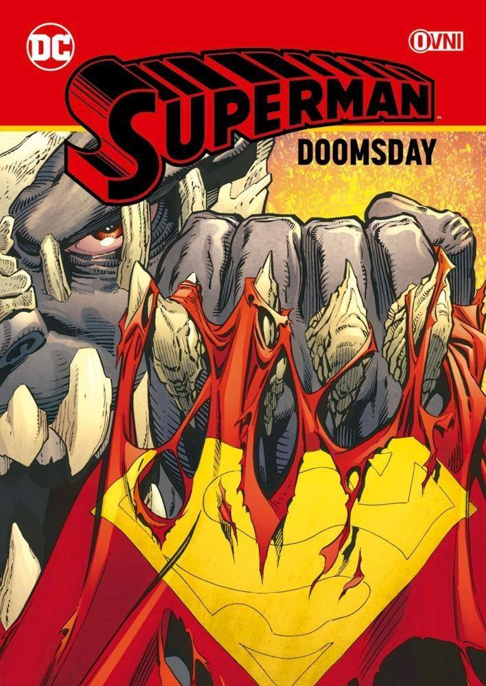 Comic Superman: Doomsday