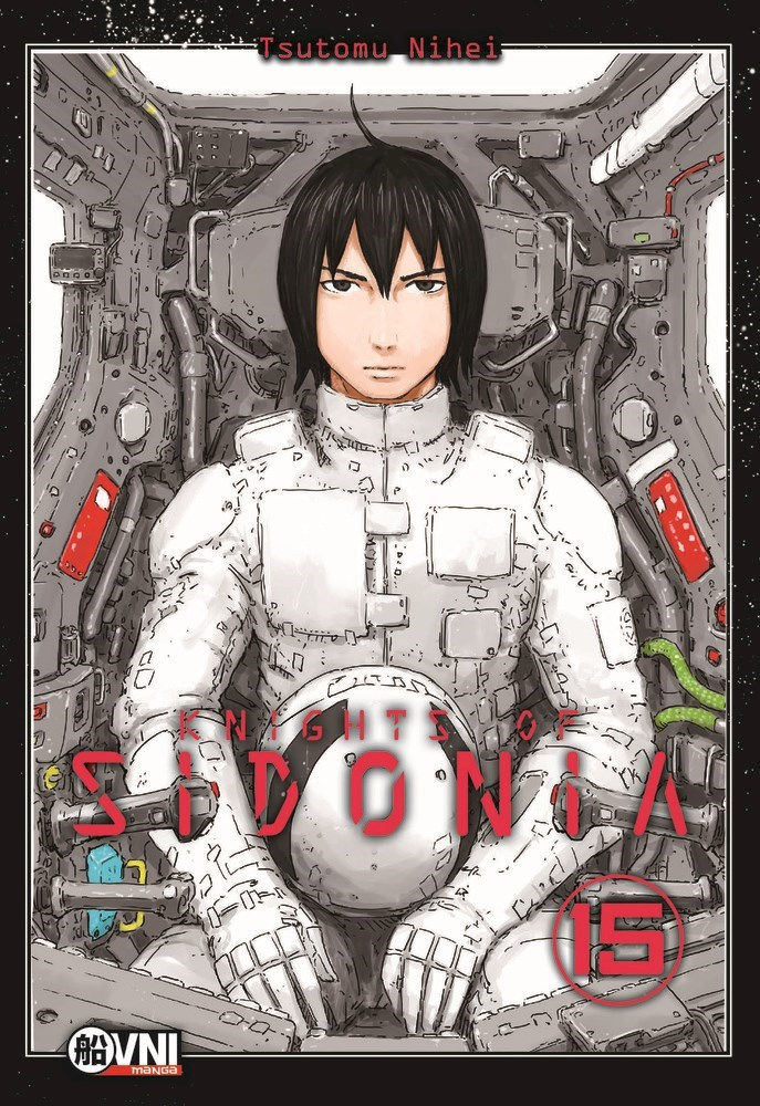 Manga Knights Of Sidonia Vol. 15