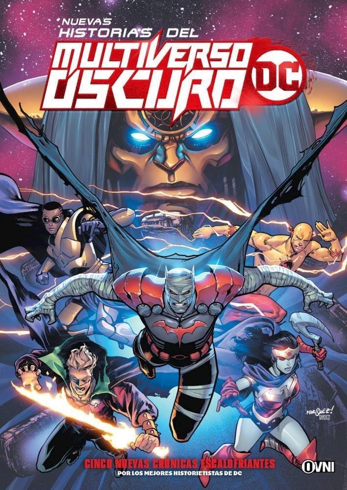 Comic Nuevas Historias Del Multiverso Oscuro