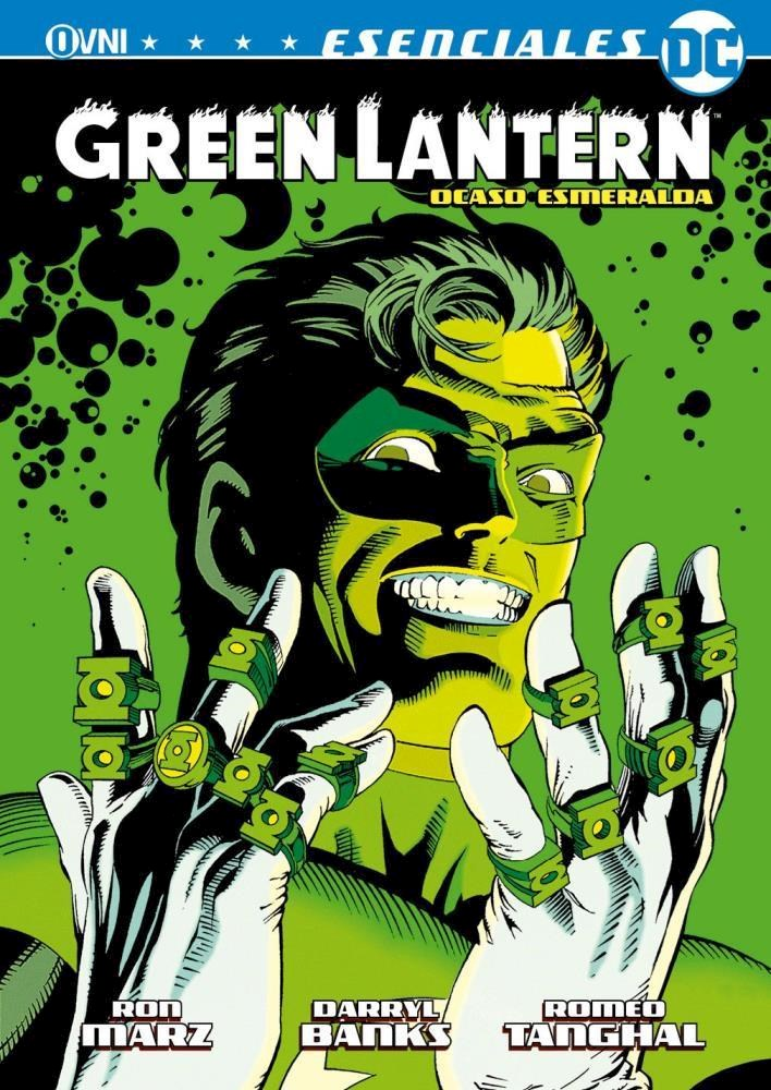 Comic Green Lantern: Ocaso Esmeralda
