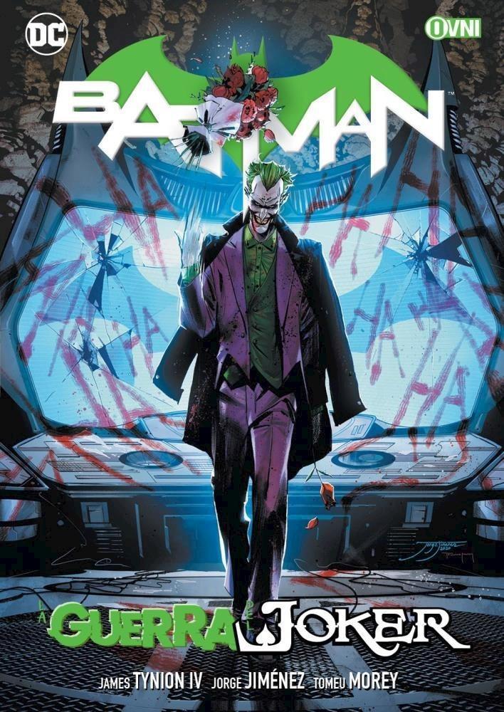 Comic Batman: La Guerra Del Joker