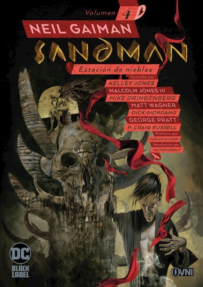 Comic Sandman Vol. 4: Estación De Nieblas