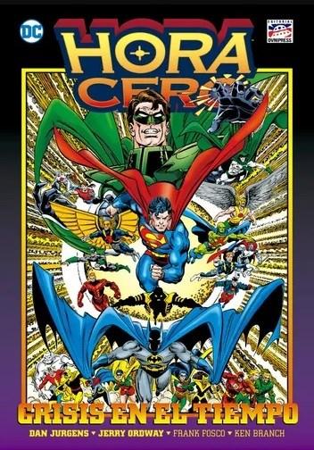 Comic Hora Cero