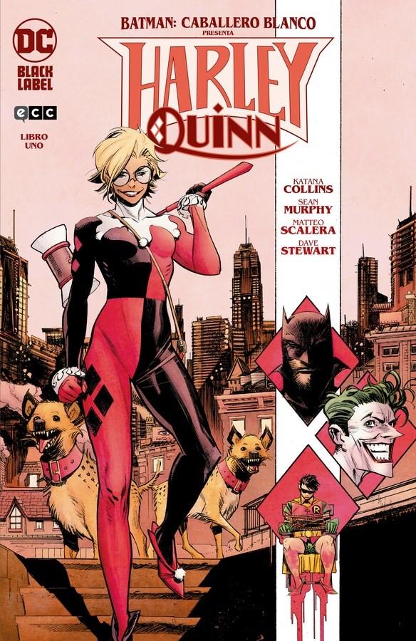 Comic Batman: Caballero Blanco Presenta: Harley Quinn