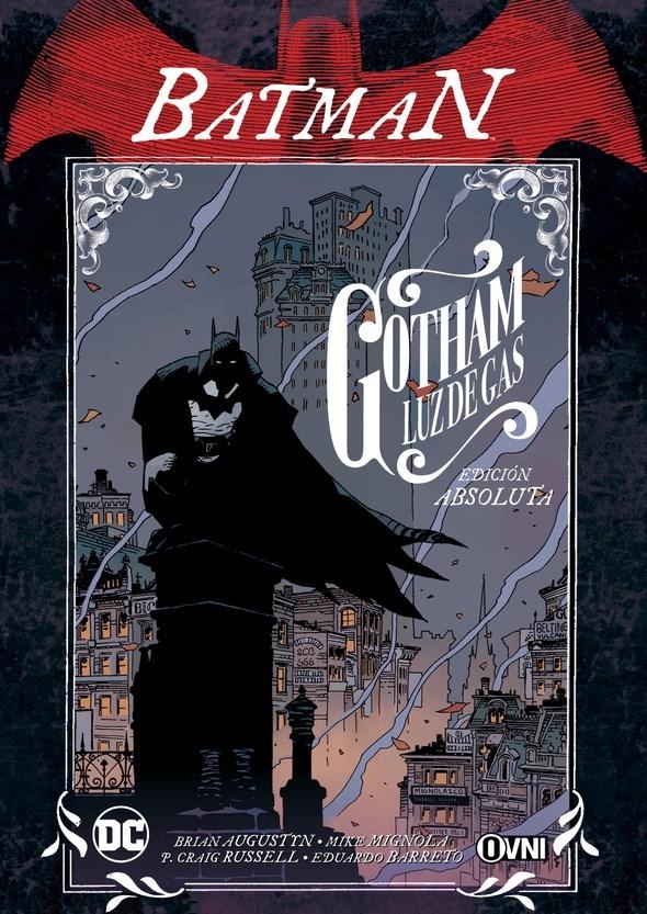 Comic Batman: Luz De Gas Edición Absoluta