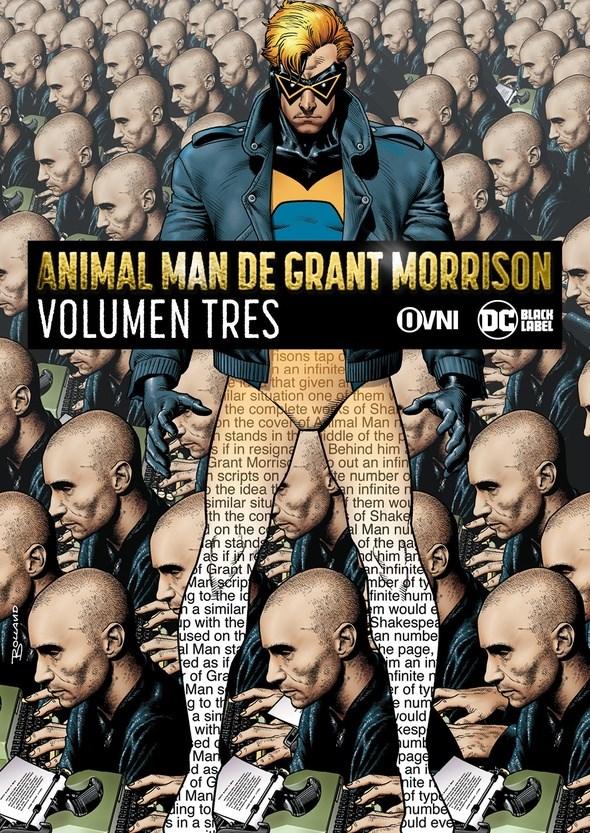 Comic Animal Man De Grant Morrison Vol 03