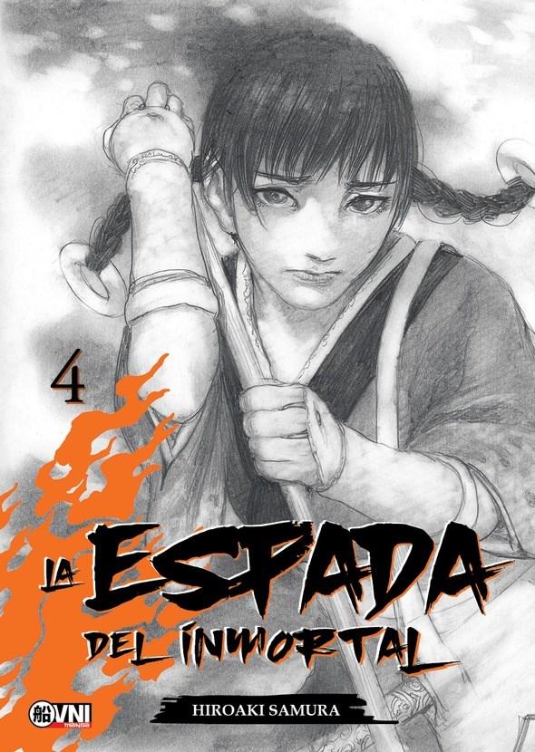 Manga La Espada Del Inmortal Vol. 4