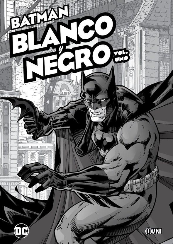 Comic Batman: Blanco Y Negro Vol. 01