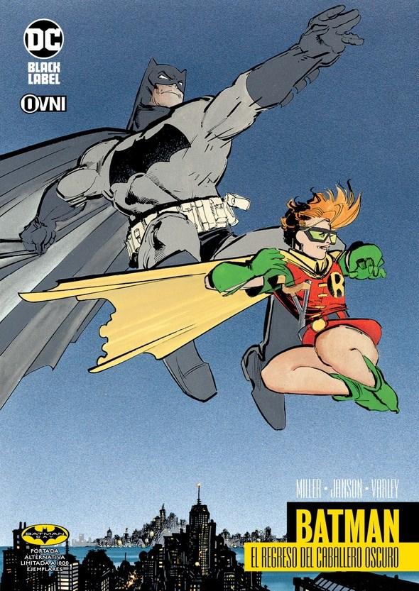 Comic Batman: El Regreso Del Caballero Oscuro (Ed. Limitada)