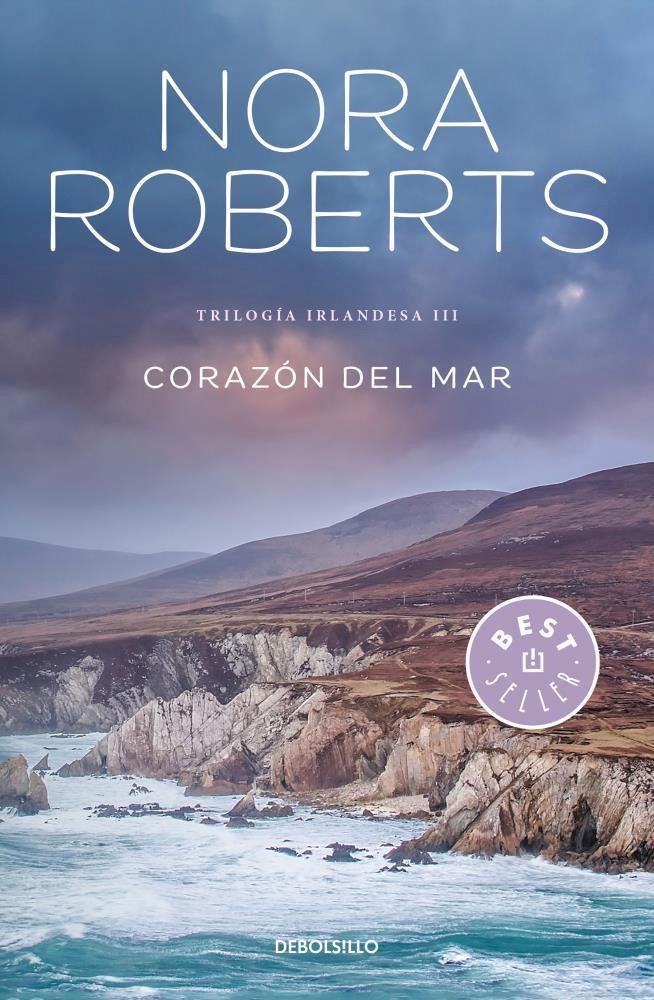 Papel Corazon Del Mar (Trilogia Irlandesa 3)