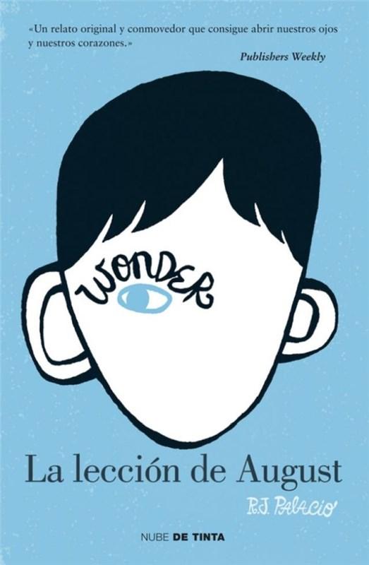 Papel Wonder. La Leccion De August