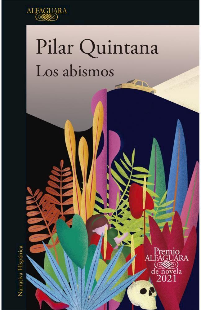 Papel Los Abismos (Premio Alfaguara 2021)