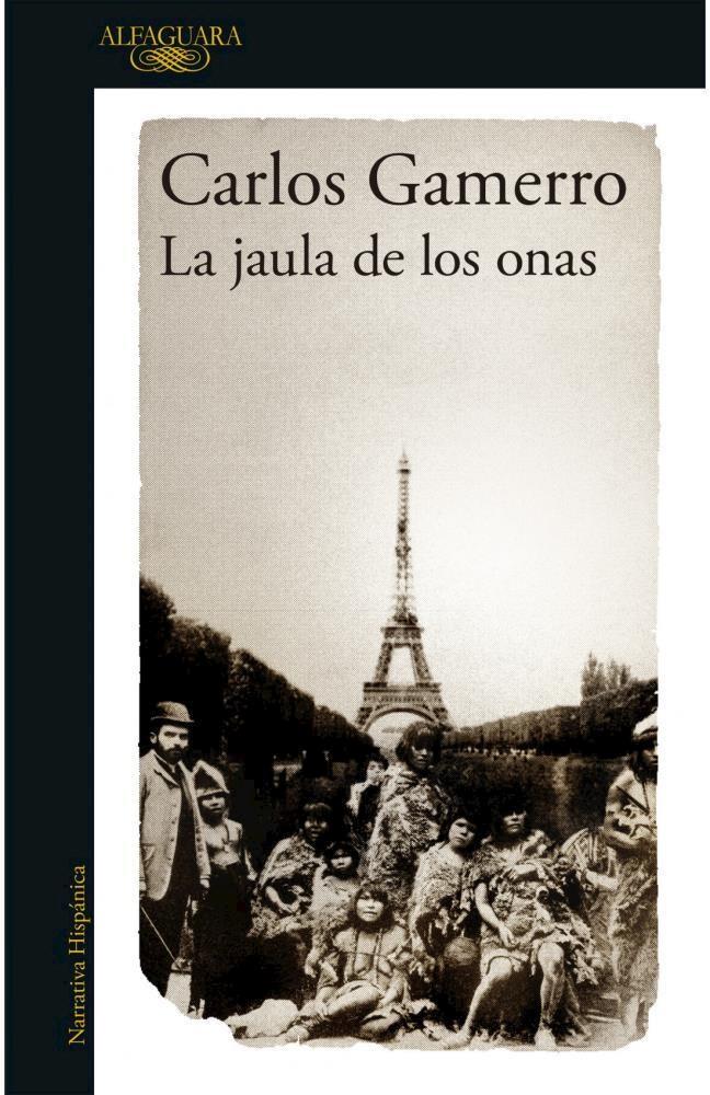 Papel Jaula De Los Onas, La