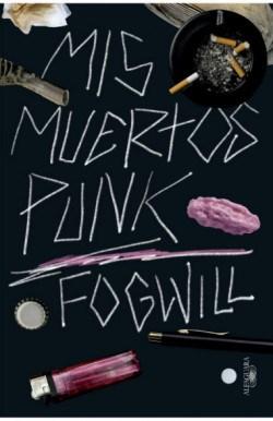Papel Mis Muertos Punk