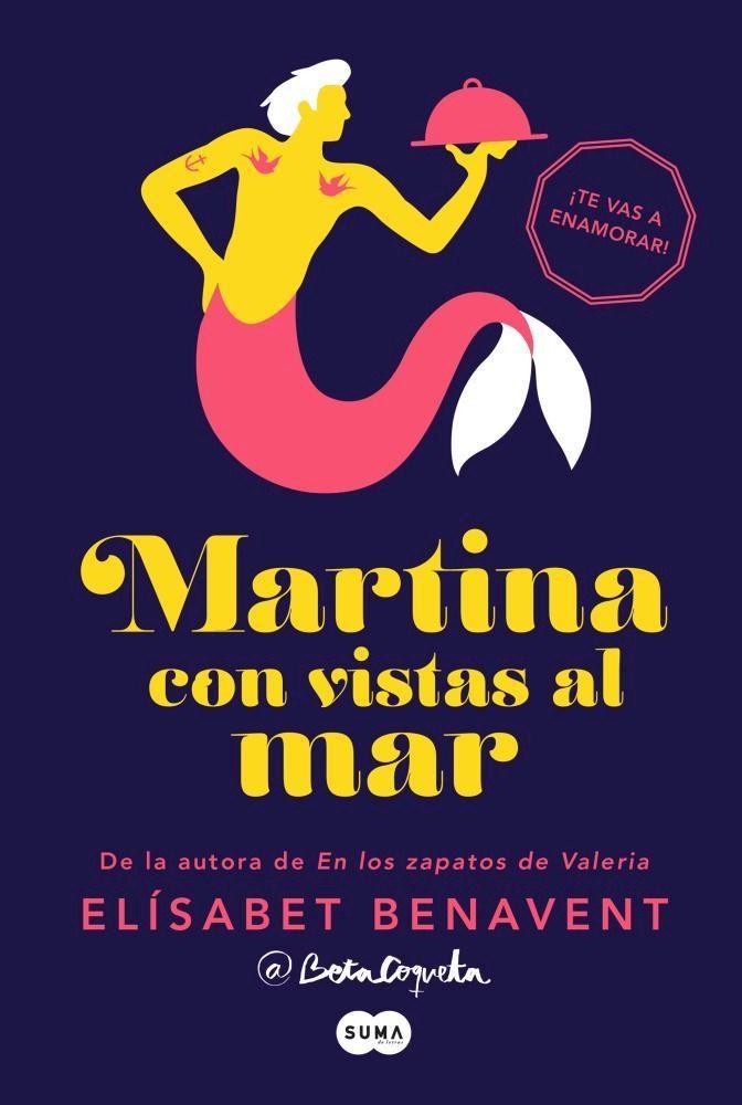 Papel Martina Con Vistas Al Mar (I)