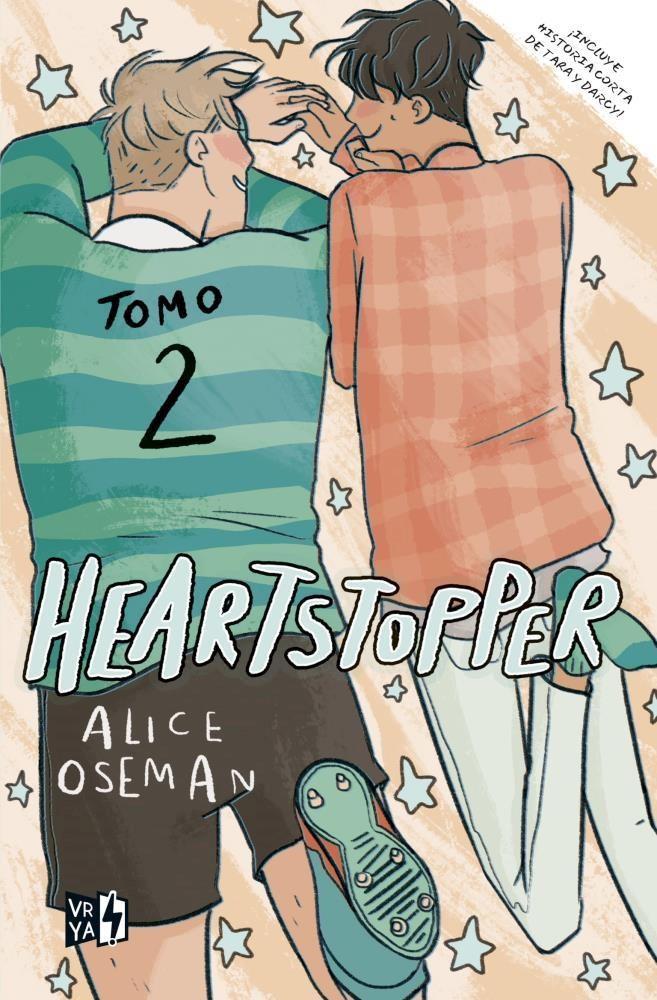 Comic Heartstopper 02