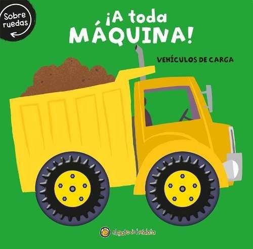 Papel A Todo Maquina - Vehiculos De Carga