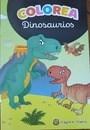 Papel Coleccion Minilibros Para Colorear - Dinosaurios