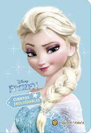 Papel Frozen  - Col. Cuentos Inolvidables