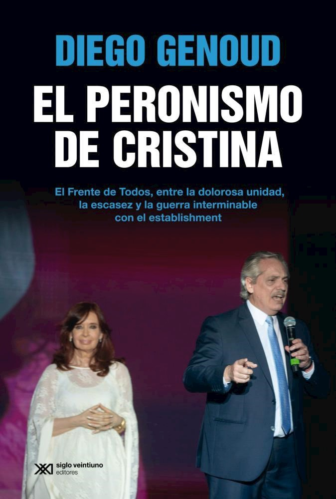 Papel Peronismo De Cristina, El