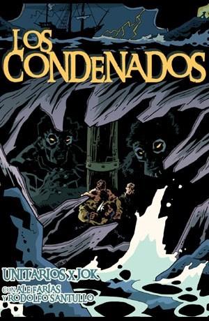 Comic Los Condenados