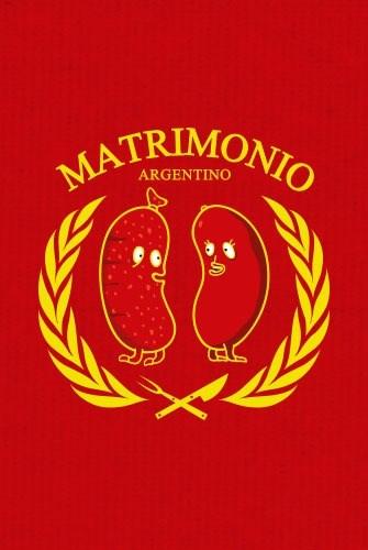Comic Matrimonio Argentino