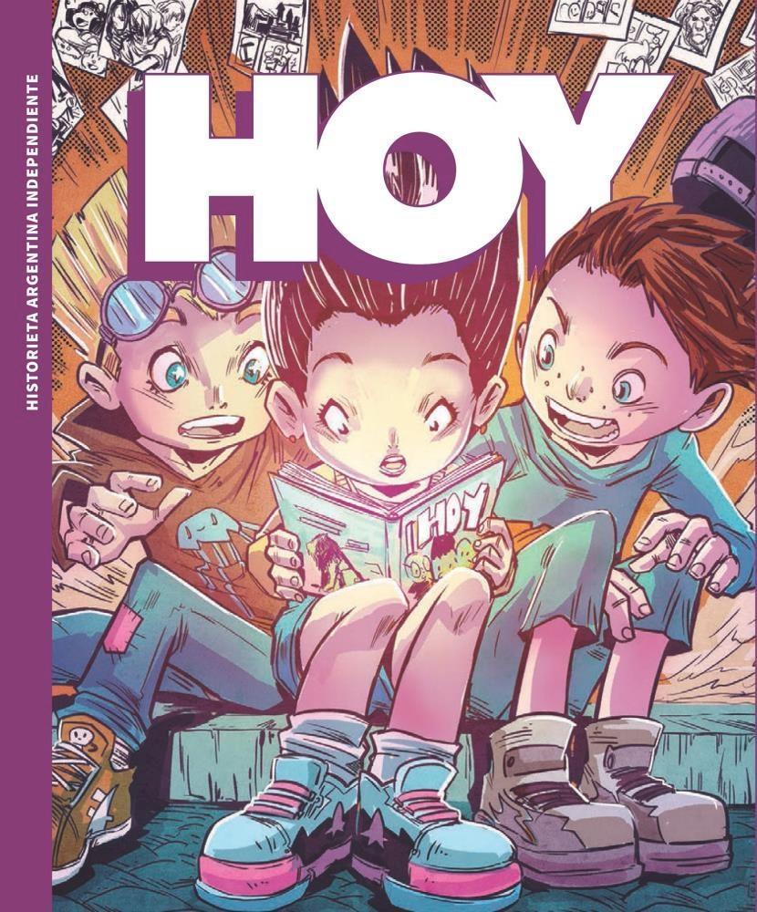 Comic Hoy - Historieta Argentina Independiente
