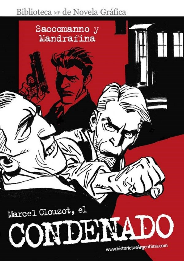 Comic El Condenado