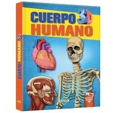 Papel Cuerpo Humano En 3D, El
