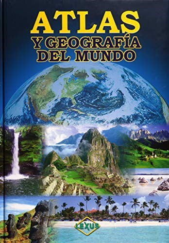 Papel Atlas Y Geografia Del Mundo
