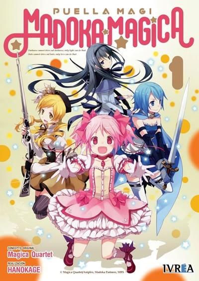 Manga Madoka Magica Completo 3 Tomos