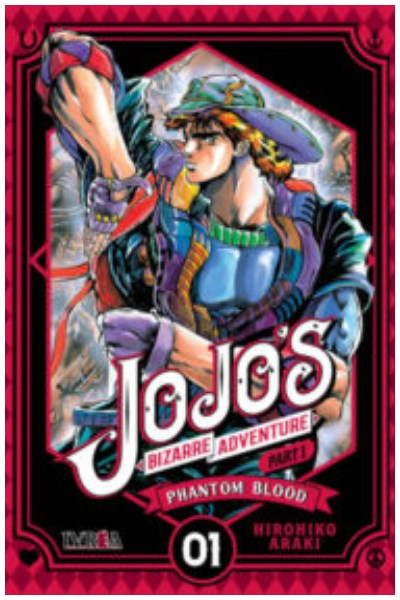 Manga Jojo'S Bizarre Adventure Phantom Blood Colección Completa