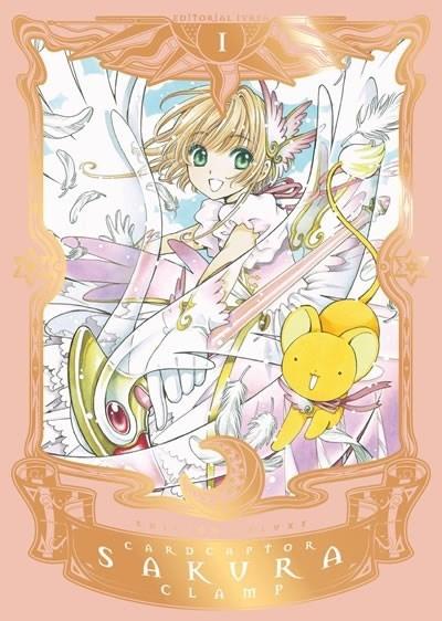Manga Card Captor Sakura Edicion De Luxe Completo 9 Tomos