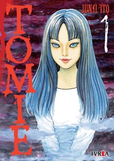 Manga Tomie Completo Dos Tomos