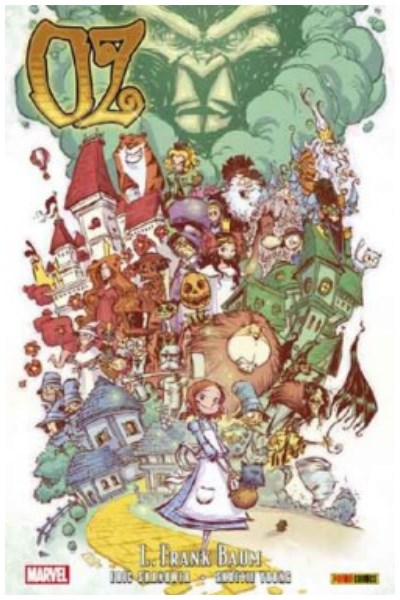 Comic Oz - Integral Completo 2 Tomos