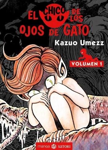 Manga El Chico De Los Ojos De Gato Completo 2 Tomos