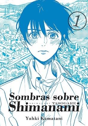 Manga Sombras Sobre Shimanami Completo 4 Tomos