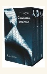 Papel CINCUENTA SOMBRAS (PACK 3 TOMOS)