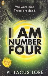 Papel I AM NUMBER FOUR