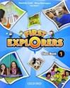 Libro First Explorers 1  Class Book