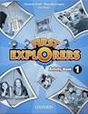 Libro First Explorers 1  Activity Book