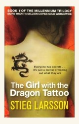 Papel THE GIRL WITH THE DRAGON TATTOO