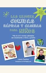 Papel LAS MEJORES COMIDAS RAPIDAS Y CASERAS PARA NIÑOS