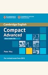 Papel COMPACT ADVANCED - CLASS AUDIO CD'S (X2)