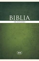 Papel SANTA BIBLIA DE ESTUDIO REINA VALERA REVISADA RVR