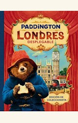 Papel PADDINGTON LONDRES DESPLEGABLE
