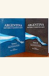 Papel ARGENTINA: HISTORIA Y CONSTITUCIÓN 2 TOMOS