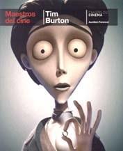 Papel TIM BURTON. MAESTROS DEL CINE