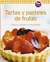 Libro Tartas Y Pasteles De Frutas