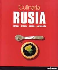 Papel CULINARIA RUSIA